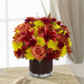 Fall's Natural Elegance Arrangement
