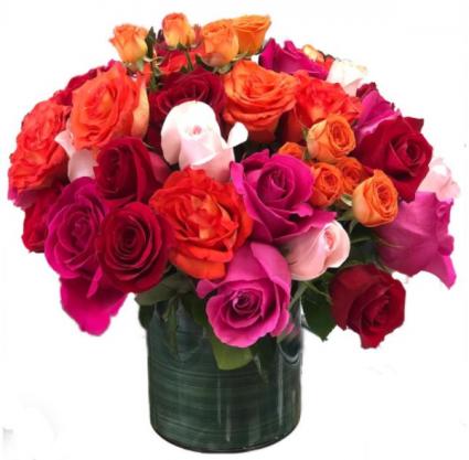 Fambrosia Vase Arrangement