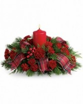 Family Celebrations Holiday Centerpiece