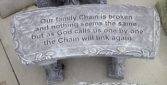 Family Chain Bench