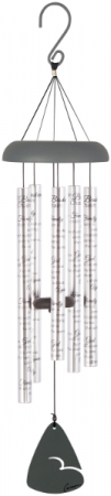 """Family Chain Wind Chime Small 30"""" Carson Chimes"""