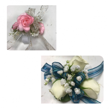 Family Dance Corsages Starting at 16.99 , $18.99  call to order