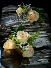 Family Flowers Corsage/Boutonniere