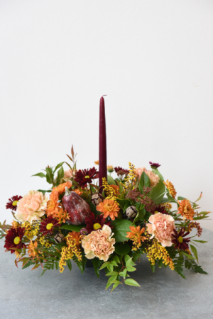 Family Gathering Centerpiece  in La Grande, OR | FITZGERALD FLOWERS