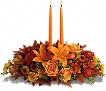 Family Gathering Centerpiece   Centerpiece