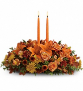 Family Gathering Centerpiece Thanks,giving, Autumn