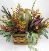 Family Gatherings Custom Fitzgerald Flowers Arrangement