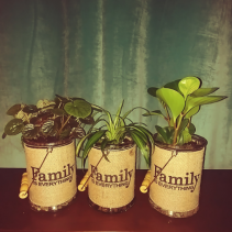 Family Is Everything Planter
