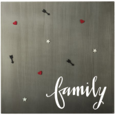 Family Magnetic Board