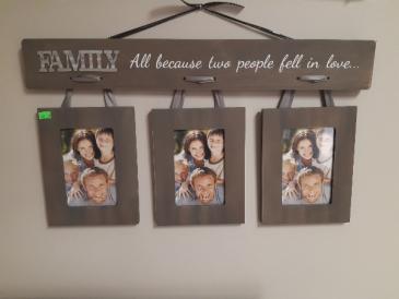 Family Picture Frame Best Seller