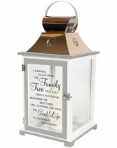Family Tree Inspirational Lantern