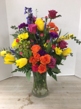 Fanciful Fun Arrangement