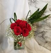 Fancy Arrangement  Valentine Arrangement