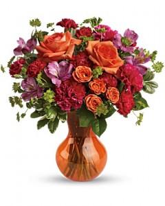 Fancy Free Bouquet in Jasper, TX | BOBBIE'S BOKAY FLORIST