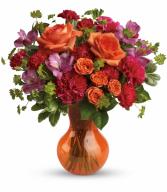 Fancy Free Vase