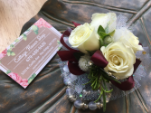 Fancy Wrist Corsage Event Flowers