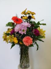 Fantastic Fall Vase