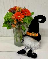 Fantastic Fall with Festive Gnome