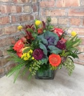 Fantastic Flavors of Fall Fall Arrangement