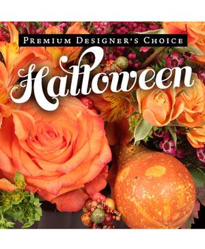 Fantastic Halloween Florals Premium Designer's Choice in Hillsboro, OR | FLOWERS BY BURKHARDT'S