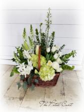 Farewell Garden Basket