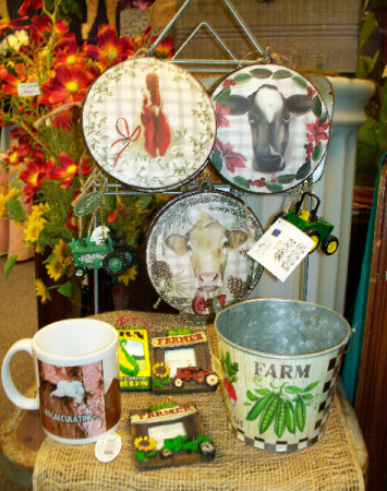 Farm Decor