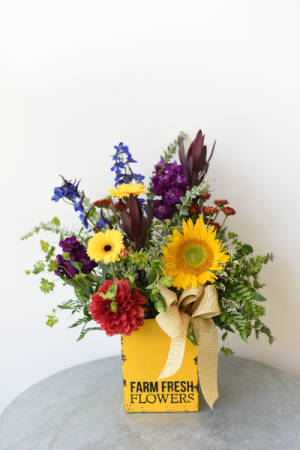 Farm Fresh  in La Grande, OR | FITZGERALD FLOWERS