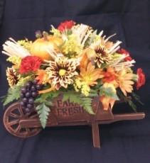 Farm Fresh Bouquet Arrangement