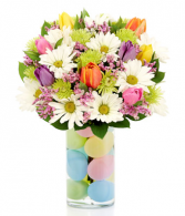Farm Fresh Easter Egg Bouquet easter