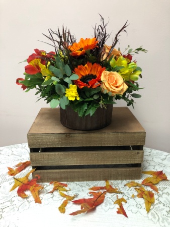 Farm to Table Large Arrangement Fall Arrangement