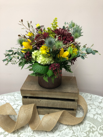Farm to Table Medium Arrangement Fall Arrangement