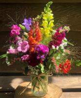 farmer's Bunch Bouquet