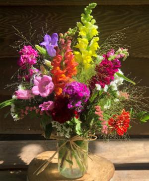 farmer's Bunch Bouquet  in Iowa City, IA   Every Bloomin' Thing