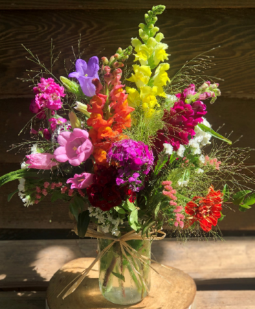 farmer's Bunch Bouquet