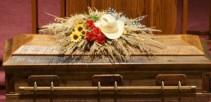 Farmers casket piece Farmers casket