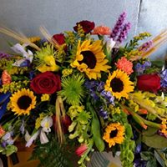 FARMERS DREAM CASKET FLOWER