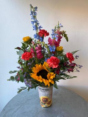 Farmer's Market Flowers  in La Grande, OR | FITZGERALD FLOWERS