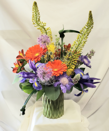 Farmers Market Fresh Floral Design