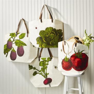 Farmer's Market Jute bag