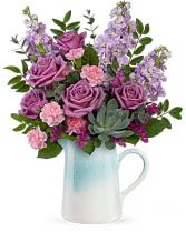 Farmhouse Chic Bouquet Floral Arrangement