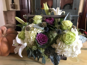 Farmhouse Elegance  in Newport, ME | Blooming Barn Florist Gifts & Home Decor