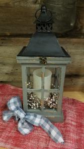 Farmhouse Lantern Gift