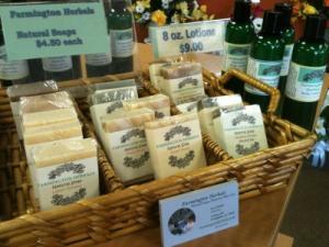 Farmington Herbals Soaps & Lotions  in Athens, GA   FLOWERLAND