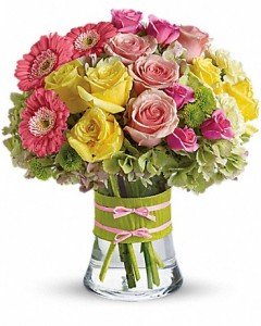 Fashionista Bouquet Spring Flowers
