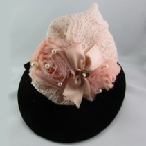 Fastenater Headband Sweater (Pink) Apparel