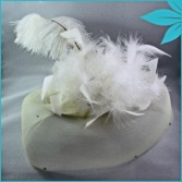 Fastenater Headband (Winter White) Wedding Accessories