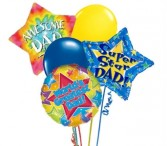 Father's Day Balloon Bouquet