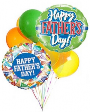 Father's Day Balloon Bouquet  in Greensboro, NC | Visions Floral NC