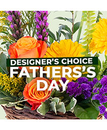 Father's Day Florals Designer's Choice