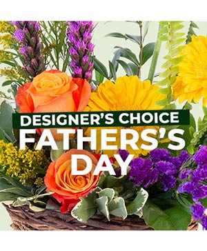Father's Day Florals Designer's Choice in San Antonio, TX | Affinity Floral Designs